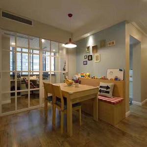 56平米一室一厅北欧风房屋v房屋案例分析建筑公寓设计图4室1厅图片