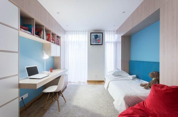 78㎡ 两室一厅 现代简约风格