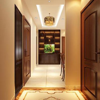 90.00㎡ 两室一厅一厨一卫 新中式