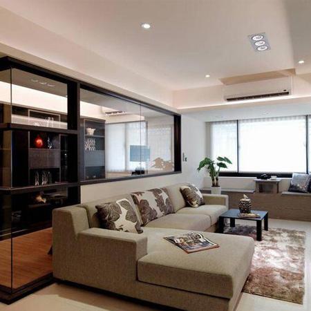 63.00㎡ 两居室 现代