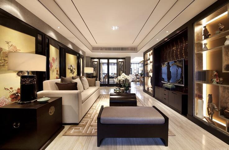 400㎡ 5室2厅 中式风格