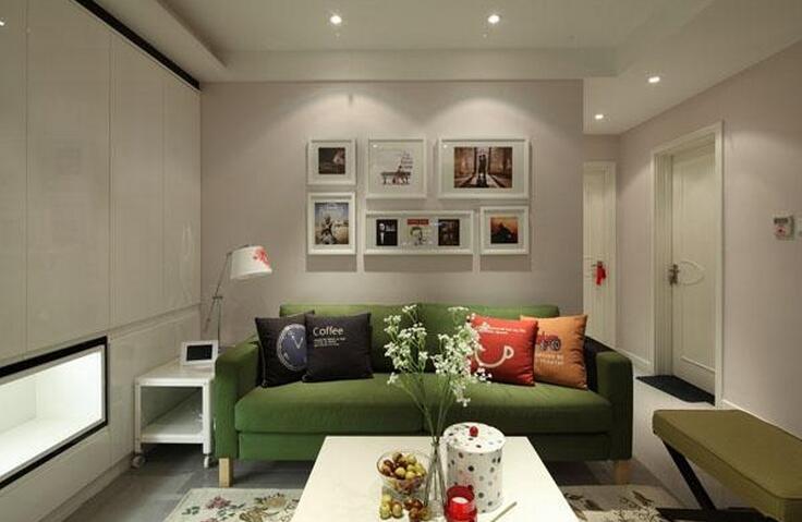 91㎡ 3室2厅 现代风格