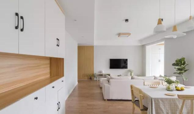 103.67㎡ 3室2厅1厨1卫 北欧