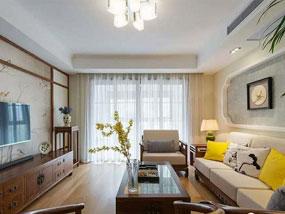 133㎡ 3室2厅 新中式风格