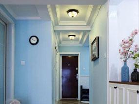 40㎡ 1室1厅 地中海风格
