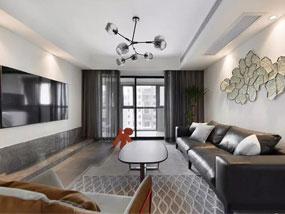 140㎡ 3室2厅 现代简约风格
