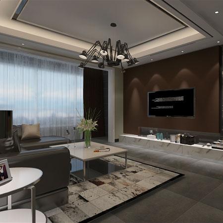 146.00㎡ 三室二厅一厨二卫 现代