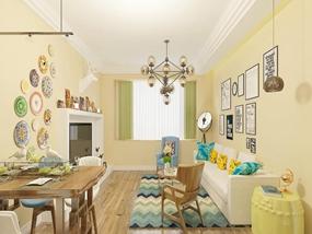 167㎡ 4室2厅 现代风格
