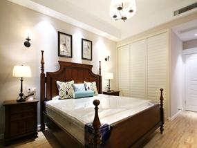 77㎡ 二室一厅 美式风格