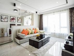 49㎡ 二室二厅 现代风格