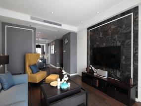 63㎡ 一室一厅 简欧风格