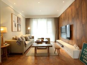 60㎡ 二室一厅 现代风格