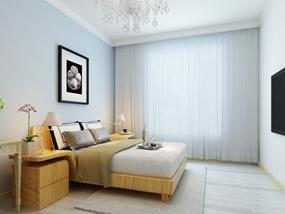 40㎡ 一室一厅 简约风格
