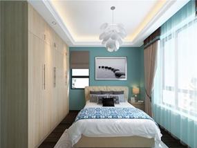 50㎡ 一室一厅 简约风格