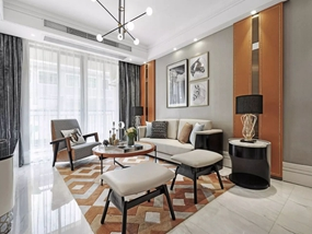120㎡ 四室二厅 现代风格