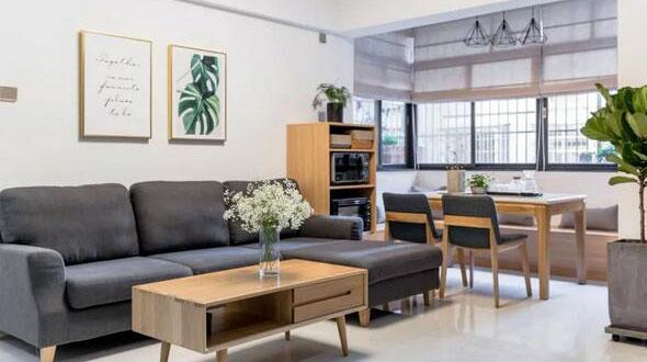 和平街十三区70㎡两室一厅